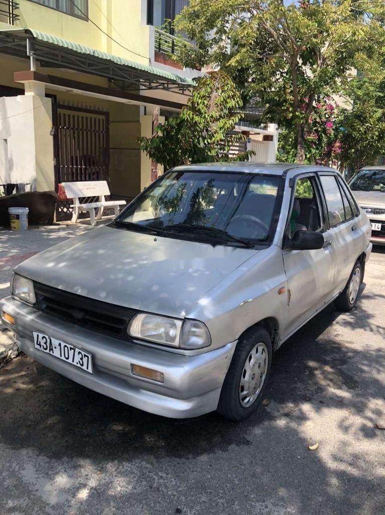 Bán ô tô Kia Pride đời 1993, màu bạc, nhập khẩu, giá tốt (7)