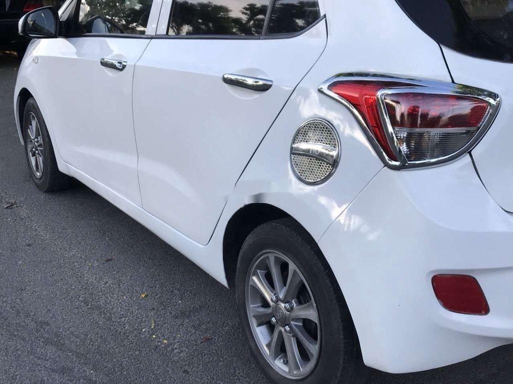 Bán ô tô Hyundai Grand i10 sản xuất năm 2016, màu trắng, nhập khẩu (2)