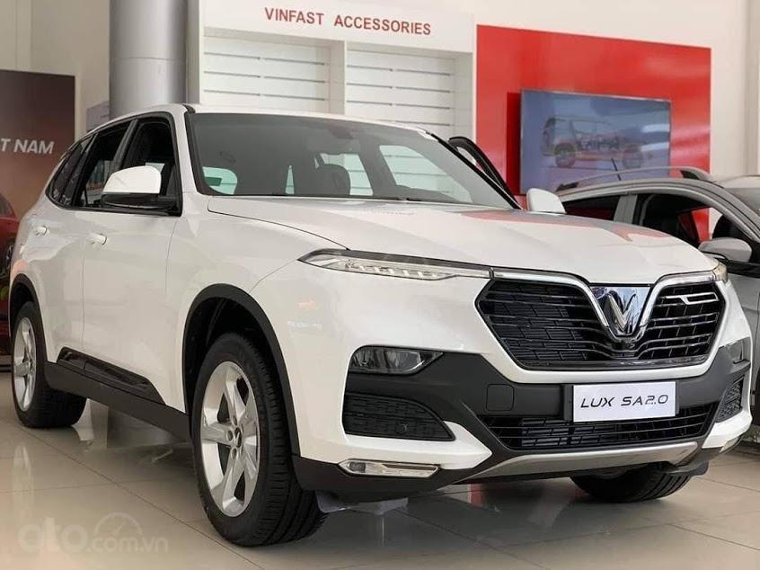 Bán xe VinFast LUX SA 2.0 SX 2020 (1)