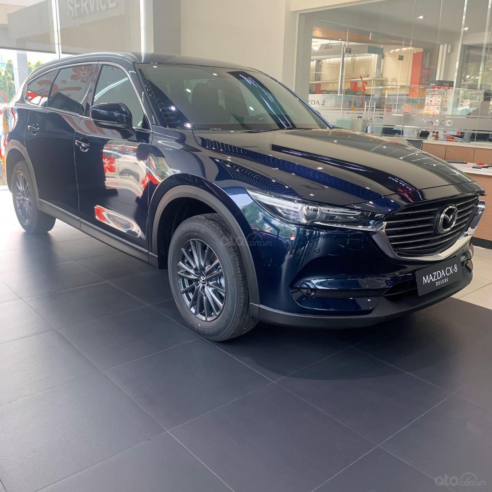Bán Mazda CX-8 Premium AWD - siêu khuyến mãi - trả trước 340 triệu - đủ màu - giao ngay (1)