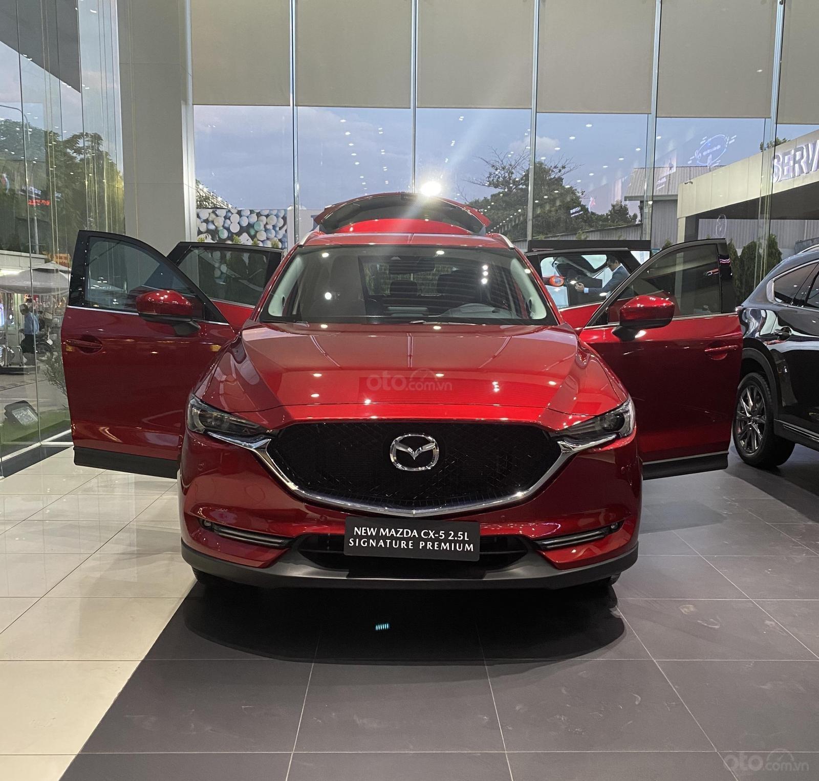 New Mazda CX5- Ưu đãi tiền mặt- Tặng bảo hiểm 2 chiều-Trả trước 230 Triệu (6)