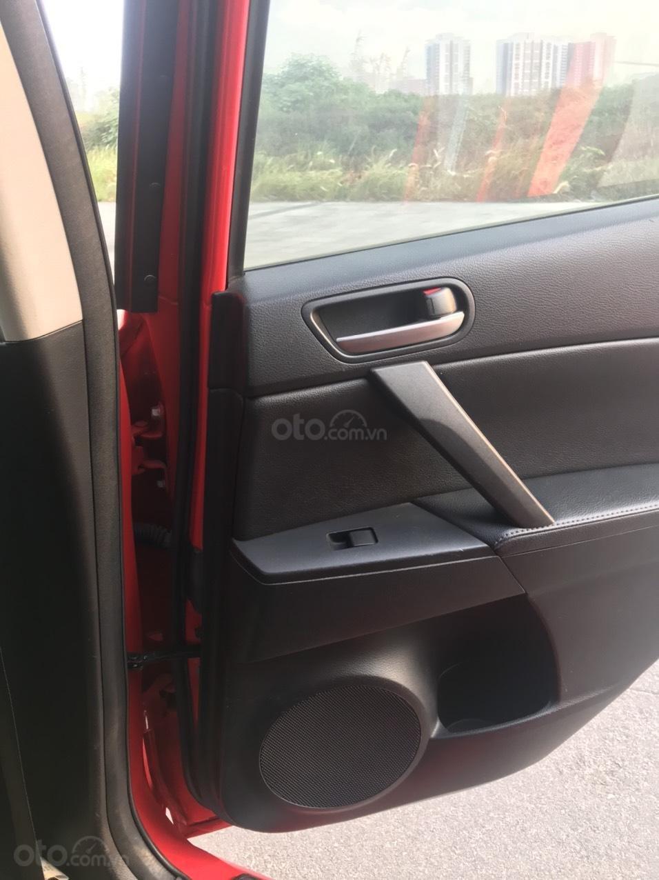 Cần bán Mazda 3 Hatchback 2010 màu đỏ chính chủ (6)