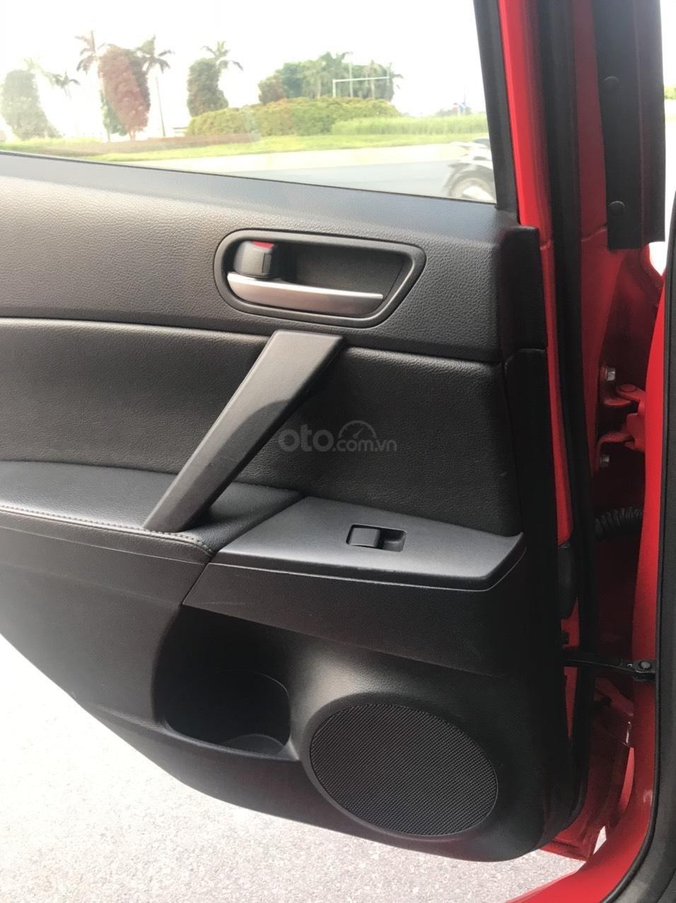 Cần bán Mazda 3 Hatchback 2010 màu đỏ chính chủ (5)
