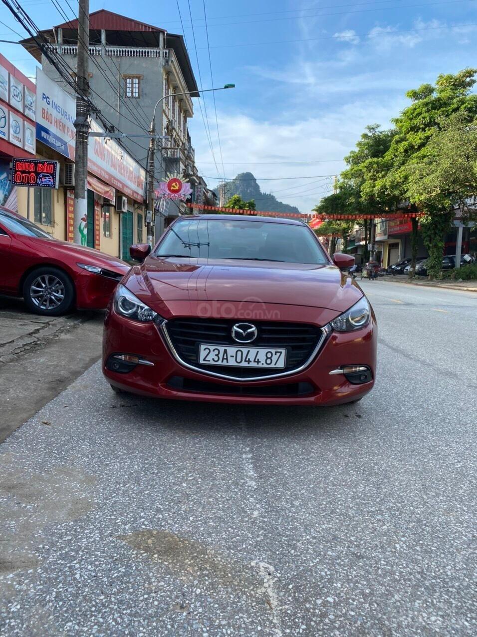 Mazda 3 sản xuất 2017 đang trên đường về nhà. Xe cực đẹp, giá 540 triệu (1)