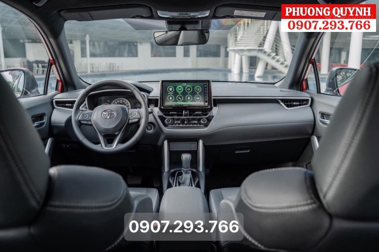 Toyota Corolla Cross 2020 giao xe ngay, nhiều ưu đãi (2)
