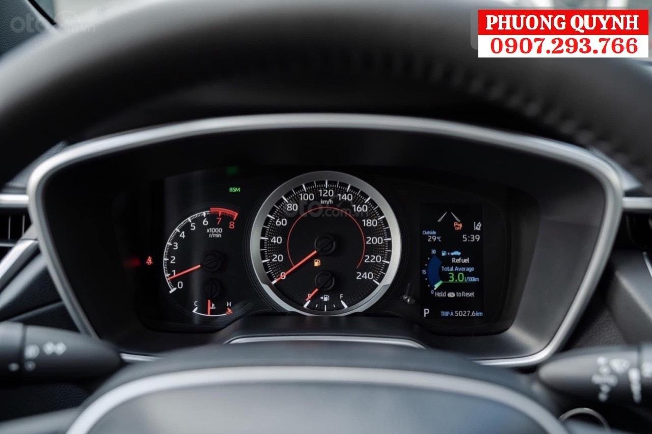 Toyota Corolla Cross 2020 giao xe ngay, nhiều ưu đãi (3)