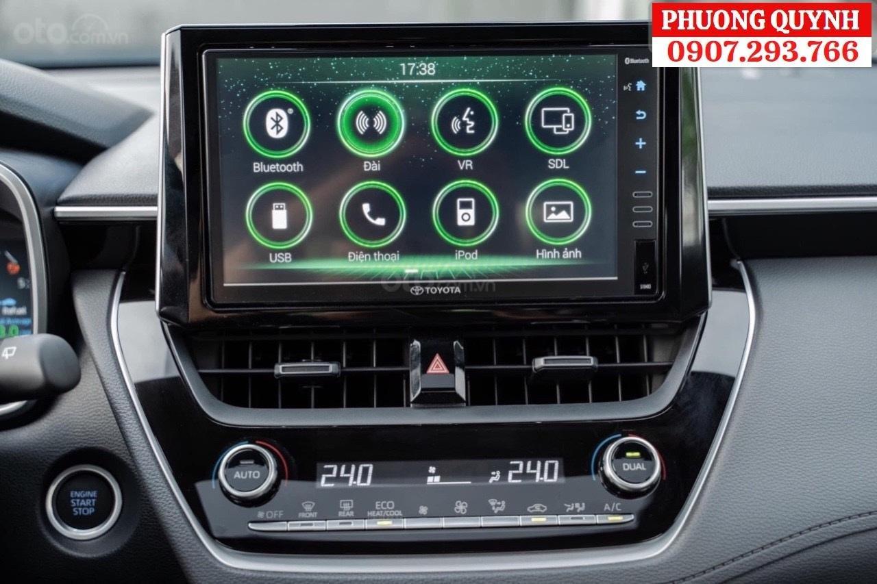 Toyota Corolla Cross 2020 giao xe ngay, nhiều ưu đãi (4)