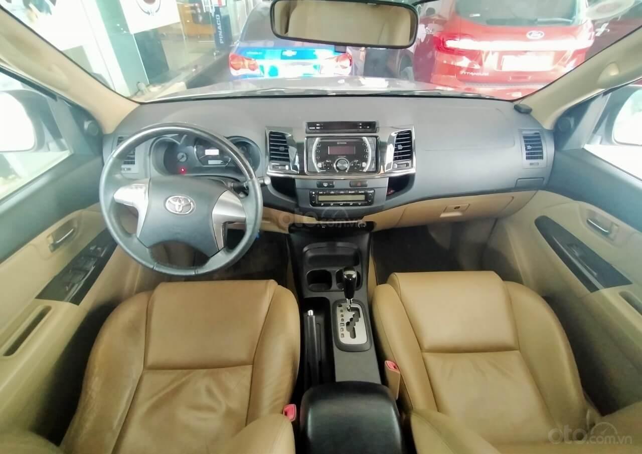 Toyota Fortuner 2.7V AT 2016 xe bán chính hãng (4)