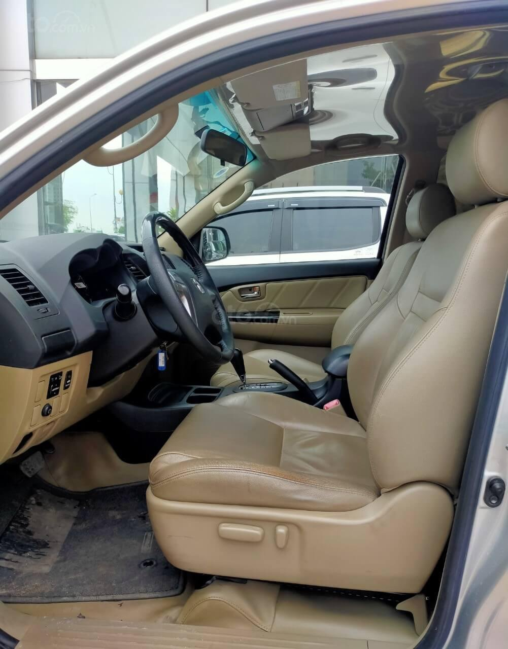 Toyota Fortuner 2.7V AT 2016 xe bán chính hãng (9)
