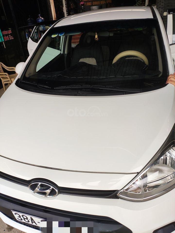 Bán xe Grand Hyundai i10 MT, số sàn (1)
