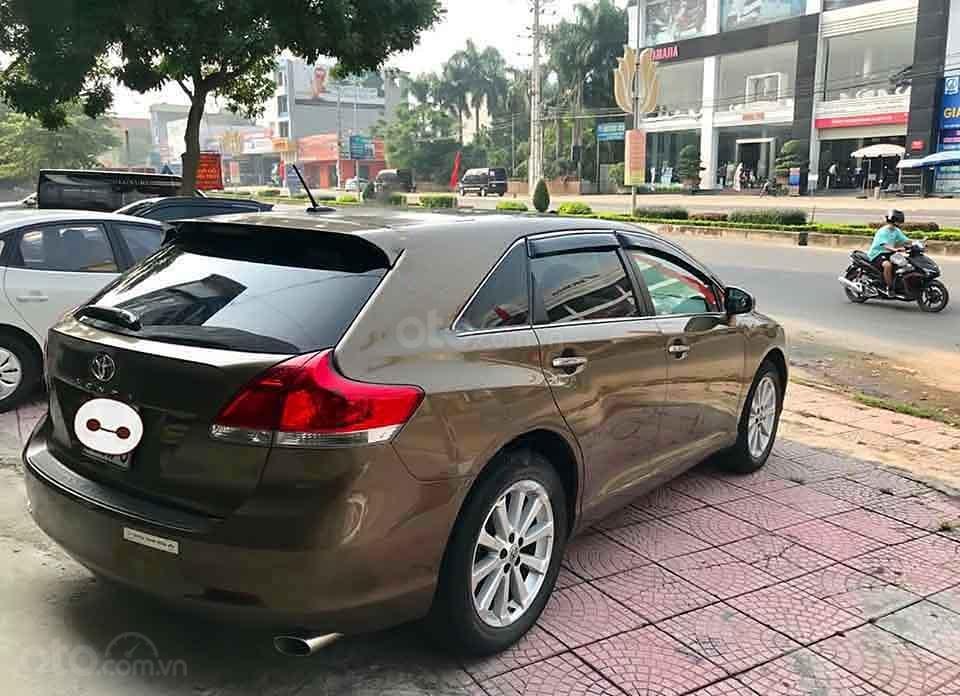 Cần bán lại xe Toyota Venza sản xuất năm 2009, màu nâu, xe nhập giá cạnh tranh (1)