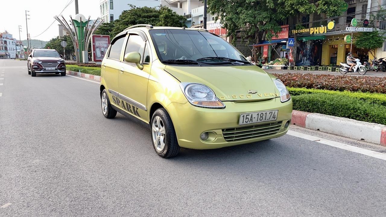 Bán xe Chevrolet Spark đời 2009, 105 triệu (5)