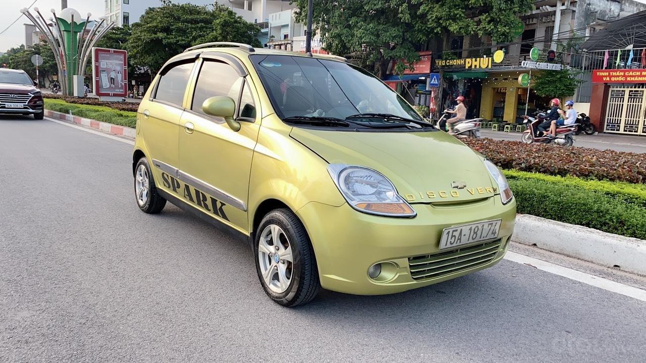 Bán xe Chevrolet Spark đời 2009, 105 triệu (6)
