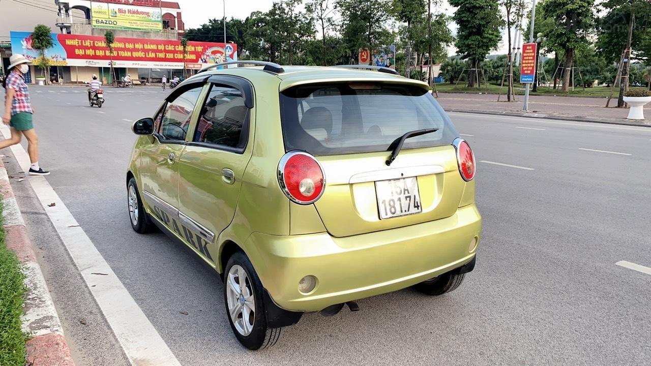Bán xe Chevrolet Spark đời 2009, 105 triệu (15)