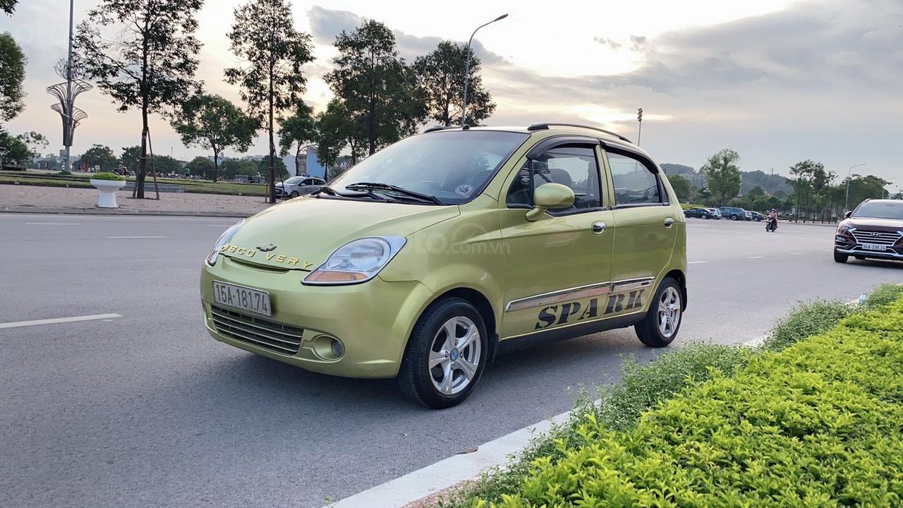 Bán xe Chevrolet Spark đời 2009, 105 triệu (14)