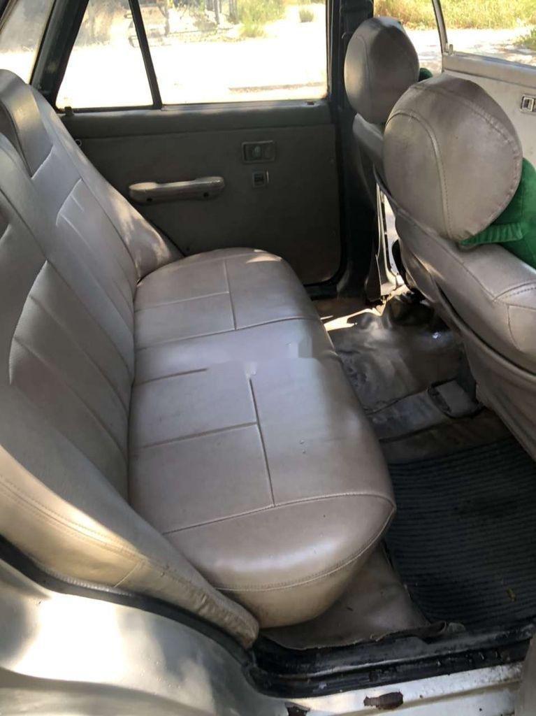 Bán ô tô Kia Pride đời 1993, màu bạc, nhập khẩu, giá tốt (12)