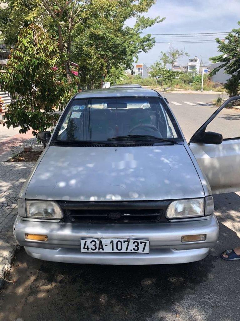 Bán ô tô Kia Pride đời 1993, màu bạc, nhập khẩu, giá tốt (2)