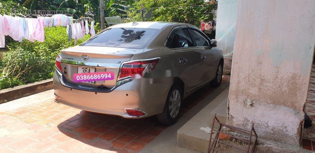 Chính chủ bán xe Toyota Vios đời 2016, số tự động (1)