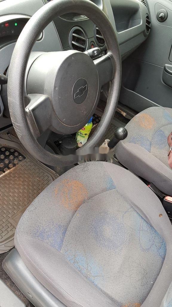 Bán Chevrolet Spark Van đời 2011, màu bạc xe gia đình, 89 triệu (3)