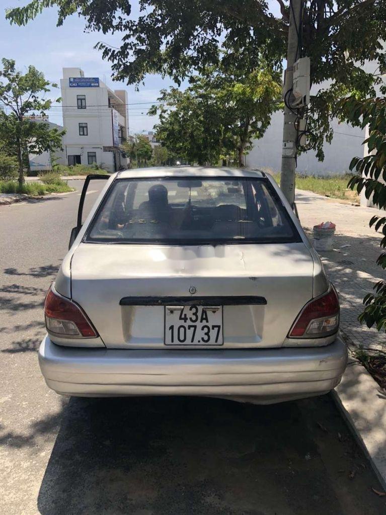Bán ô tô Kia Pride đời 1993, màu bạc, nhập khẩu, giá tốt (8)