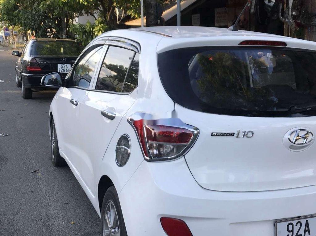 Bán ô tô Hyundai Grand i10 sản xuất năm 2016, màu trắng, nhập khẩu (3)
