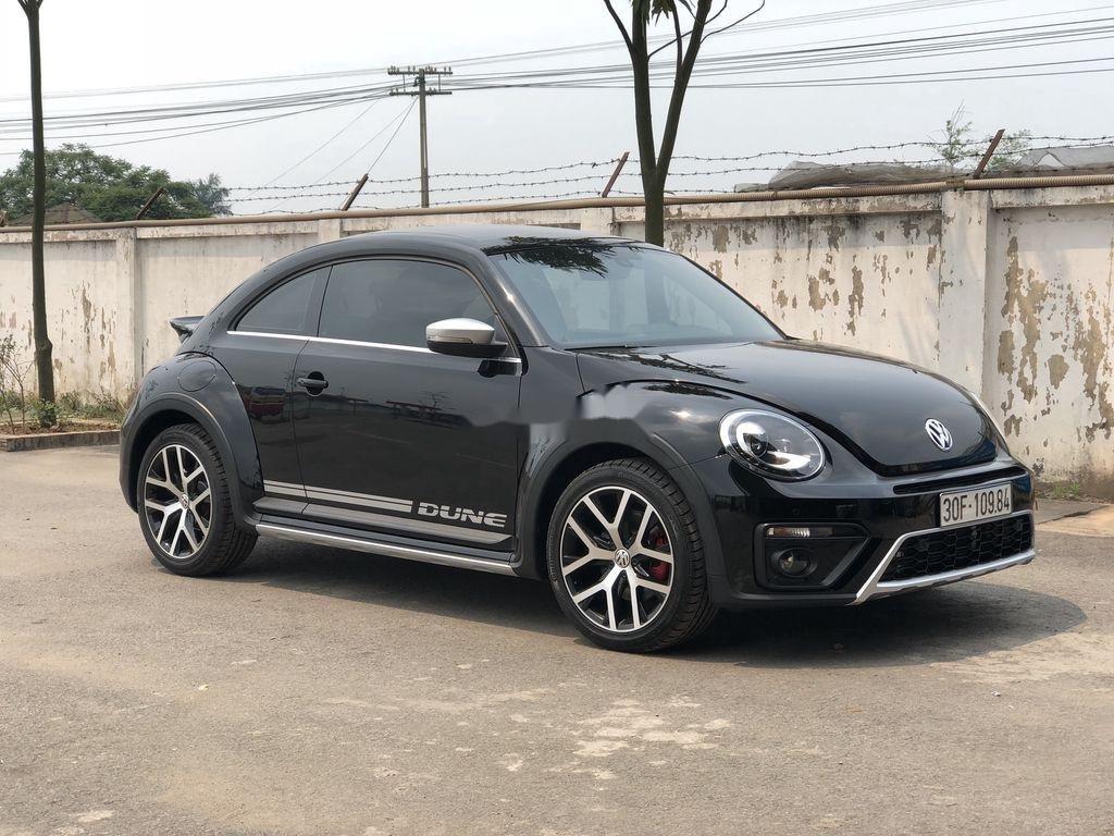 Cần bán Volkswagen Beetle năm sản xuất 2018, màu đen, xe nhập chính chủ (6)