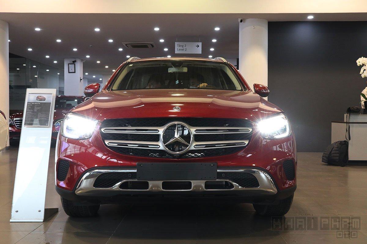 Thông tin xe Mercedes-Benz GLC mới nhất 1.