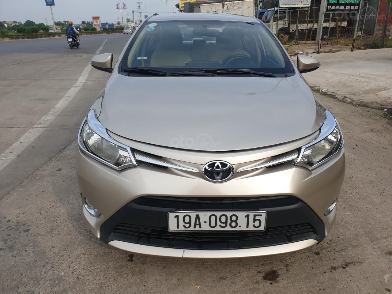 Bán Toyota Vios sản xuất 2015 (1)