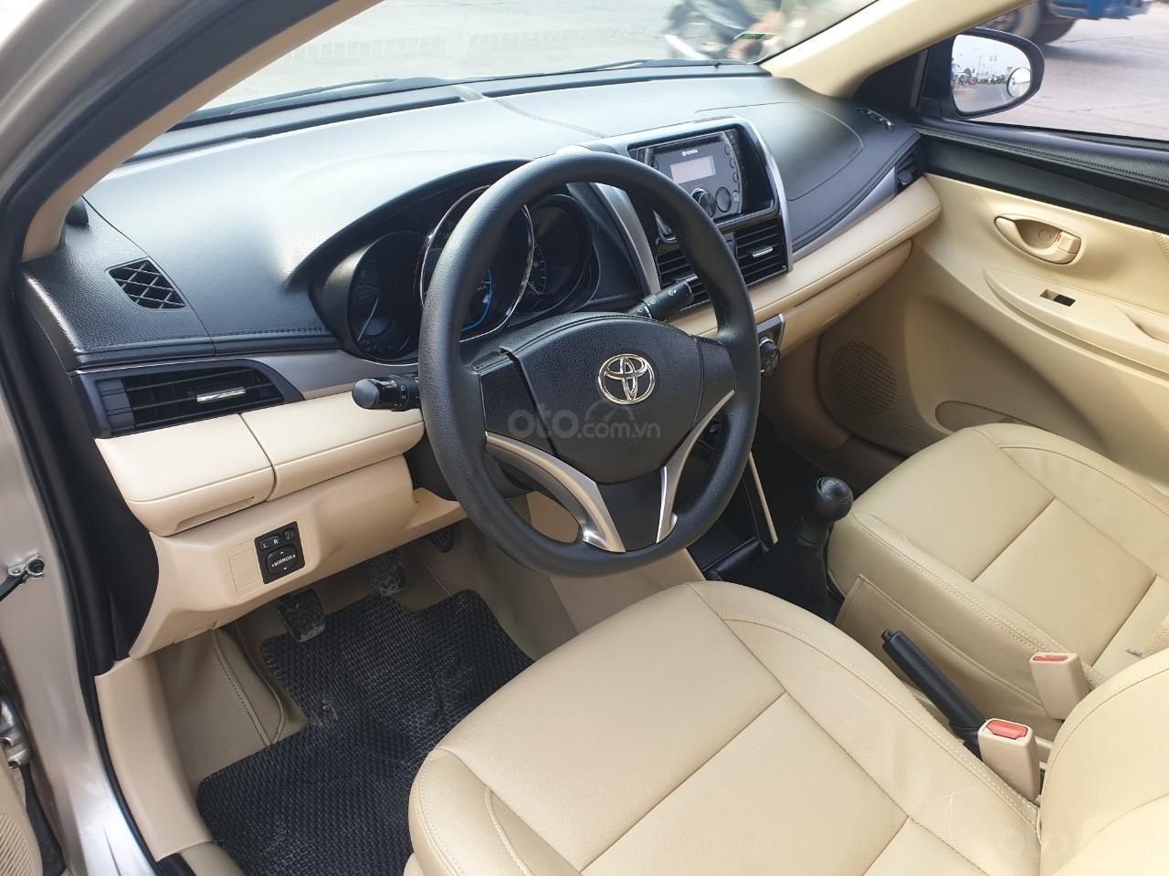 Bán Toyota Vios sản xuất 2015 (4)