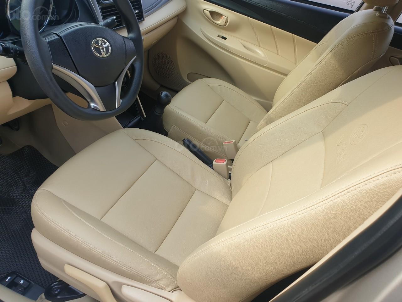 Bán Toyota Vios sản xuất 2015 (5)