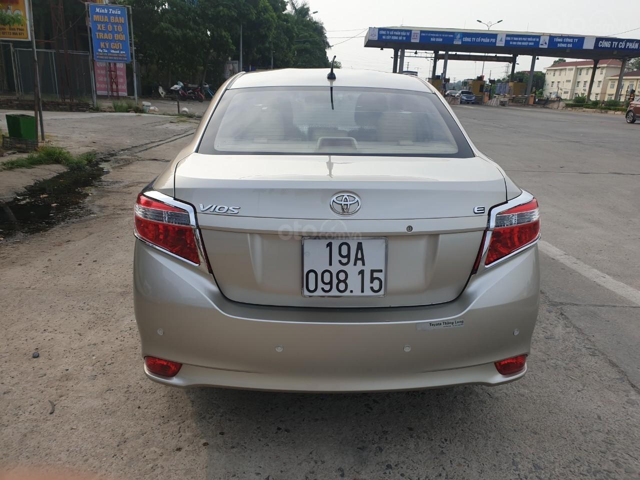 Bán Toyota Vios sản xuất 2015 (6)