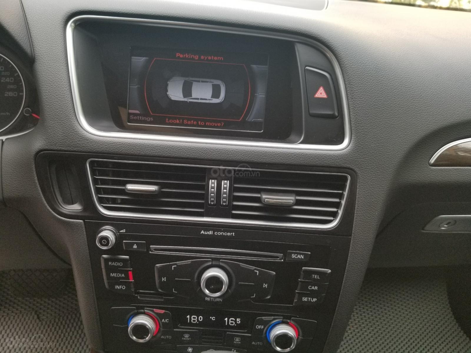 Bán Audi Q5 2.0 TFSI Quattro, sản xuất 2016, đăng ký 2017, màu trắng (4)