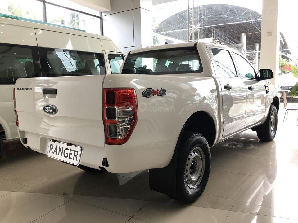 Chỉ với 120 triệu sở hữu ngay chiếc bán tải 2 cầu Ford Ranger XL 2.2L MT 2020 (3)