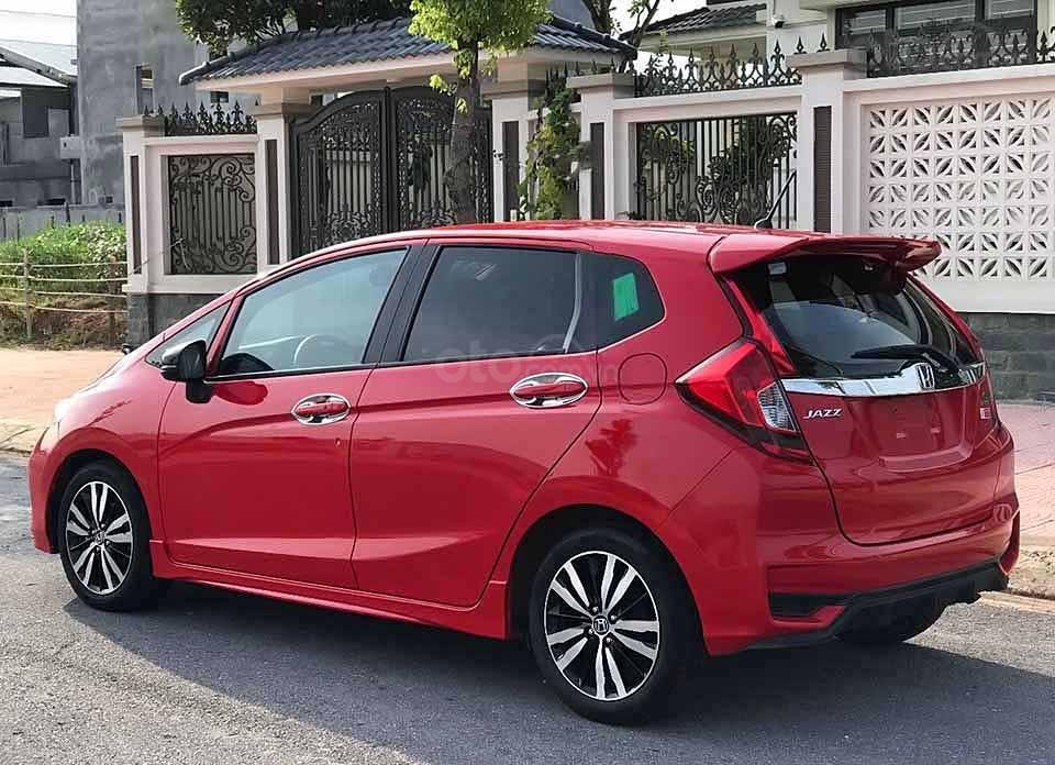 Cần bán lại xe Honda Jazz năm 2018, màu đỏ, nhập khẩu còn mới, giá tốt (3)