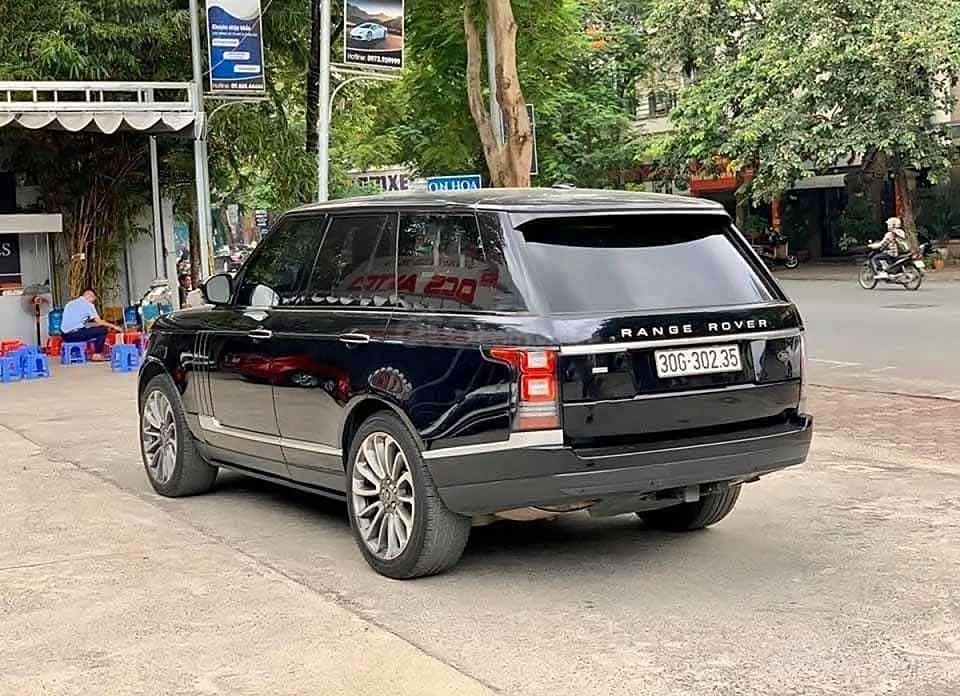 Cần bán gấp LandRover Range Rover Ranrover Autobio năm 2013, màu đen, nhập khẩu nguyên chiếc còn mới (2)