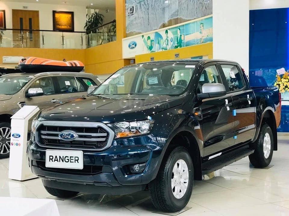 Chỉ với 120 triệu nhận ngay Ford Ranger XLS AT 2020 (1)