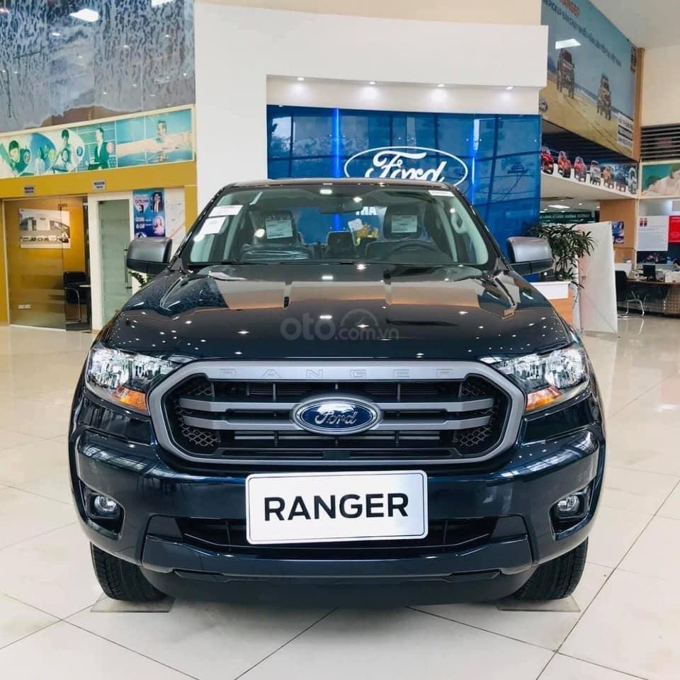 Chỉ với 120 triệu nhận ngay Ford Ranger XLS AT 2020 (2)