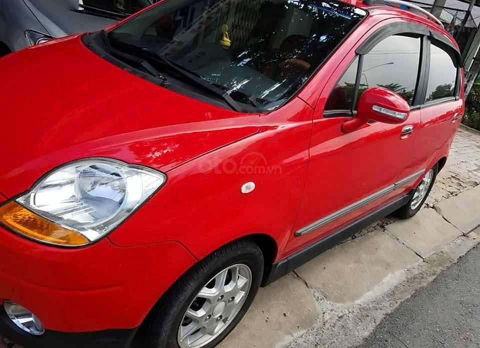 Bán ô tô Daewoo Matiz đời 2009, màu đỏ, nhập khẩu nguyên chiếc còn mới   (3)