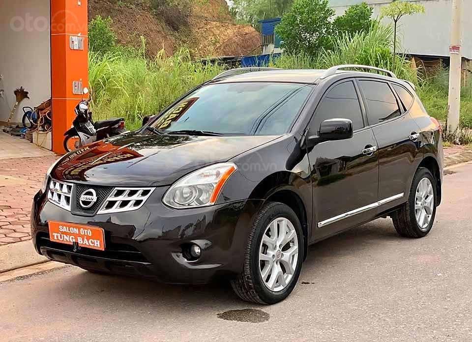 Bán Nissan Rogue 2.5 2010, màu đen, xe nhập còn mới, giá tốt (1)