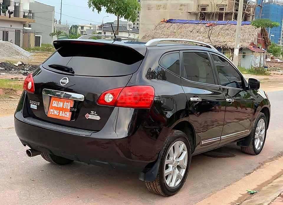 Bán Nissan Rogue 2.5 2010, màu đen, xe nhập còn mới, giá tốt (3)