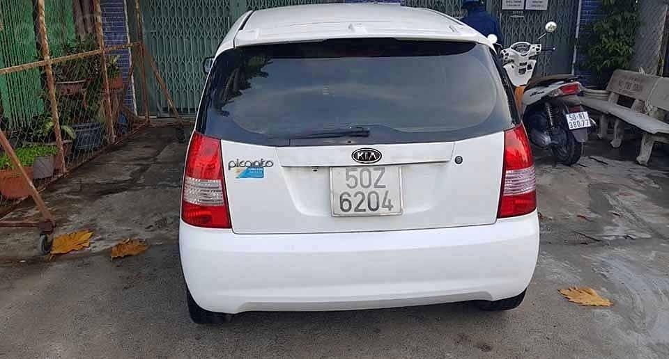 Bán Kia Picanto sản xuất 2006, màu trắng, nhập khẩu nguyên chiếc   (2)