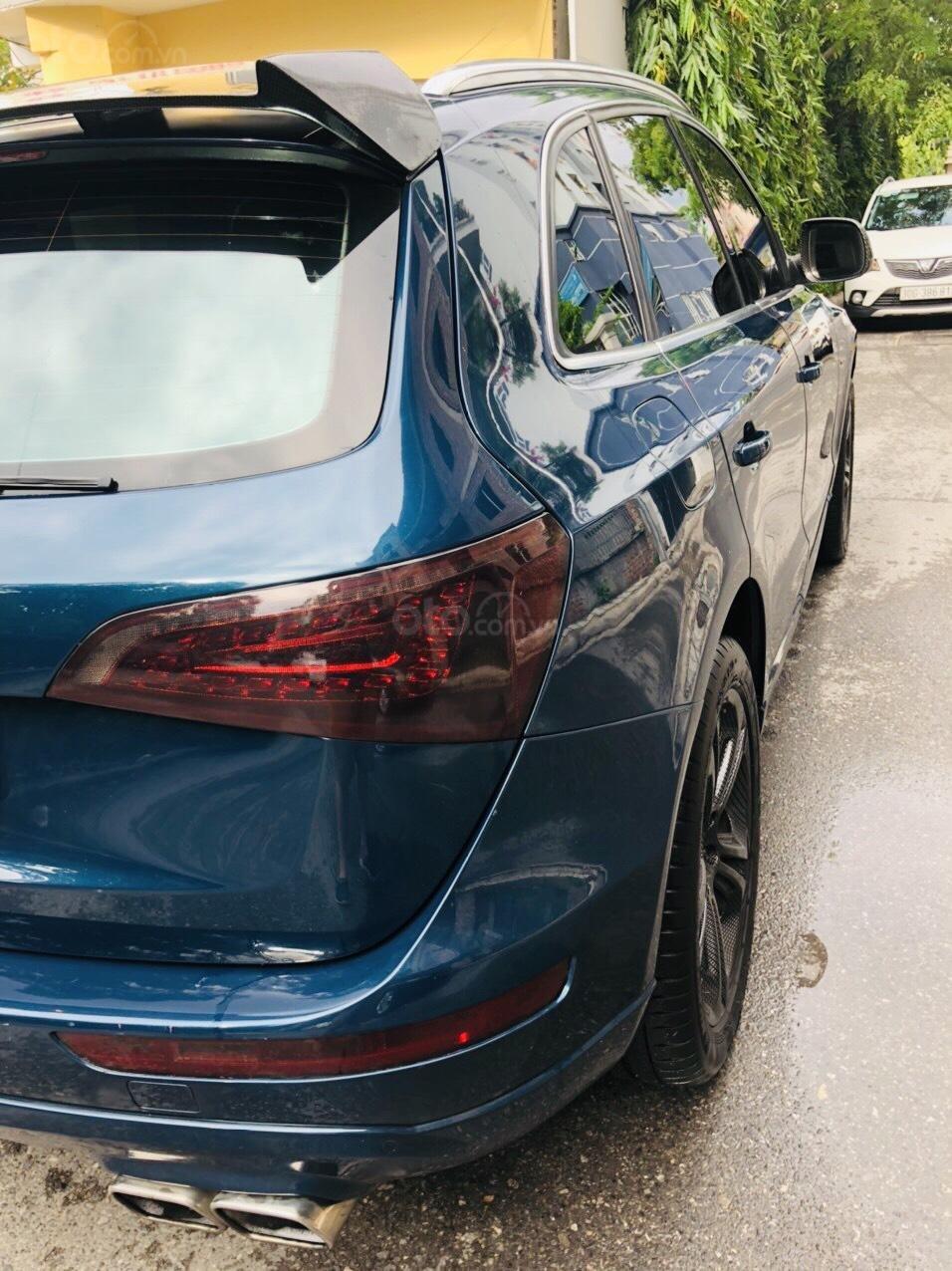 Chính chủ bán Audi Q5 sản xuất năm 2011, màu xanh lam, giá chỉ 755tr (4)
