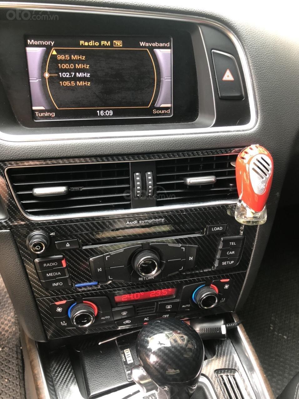 Chính chủ bán Audi Q5 sản xuất năm 2011, màu xanh lam, giá chỉ 755tr (6)
