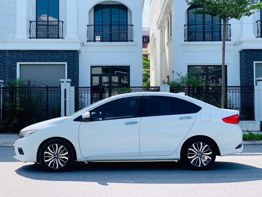 Cần bán gấp Honda City Top 1.5 AT sản xuất năm 2018, chính chủ Hà Nội (2)