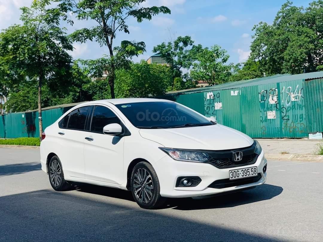 Cần bán gấp Honda City Top 1.5 AT sản xuất năm 2018, chính chủ Hà Nội (3)