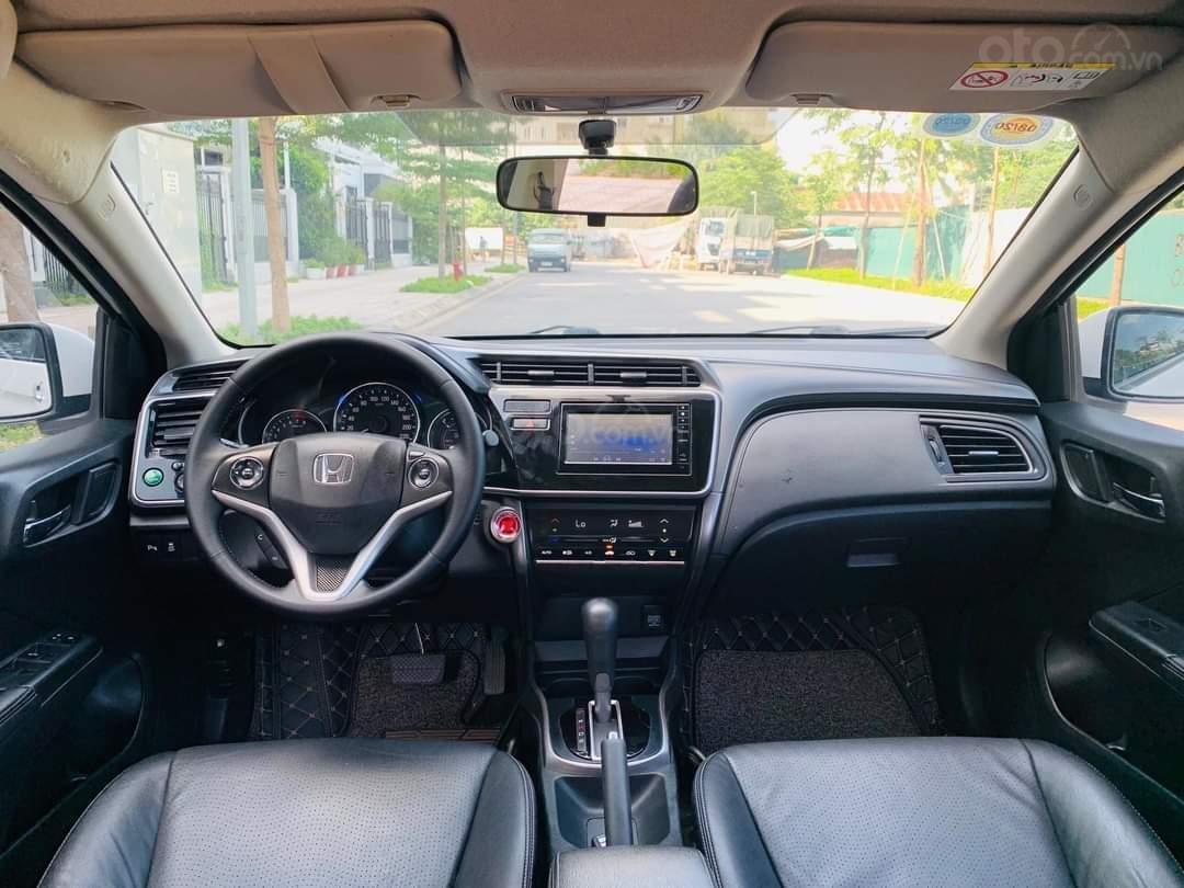 Cần bán gấp Honda City Top 1.5 AT sản xuất năm 2018, chính chủ Hà Nội (8)