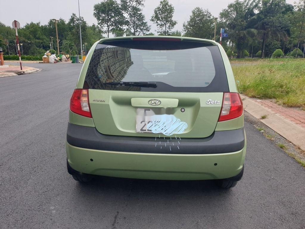 Bán Hyundai Getz sản xuất năm 2008, xe nhập còn mới (2)