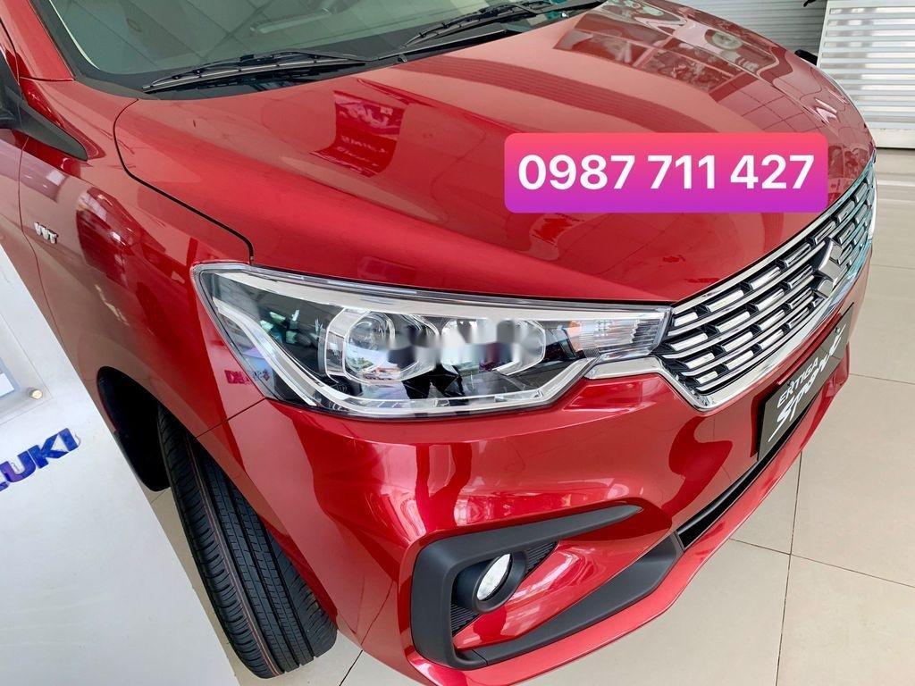 Cần bán Suzuki Ertiga năm sản xuất 2020, màu đỏ, xe nhập   (2)