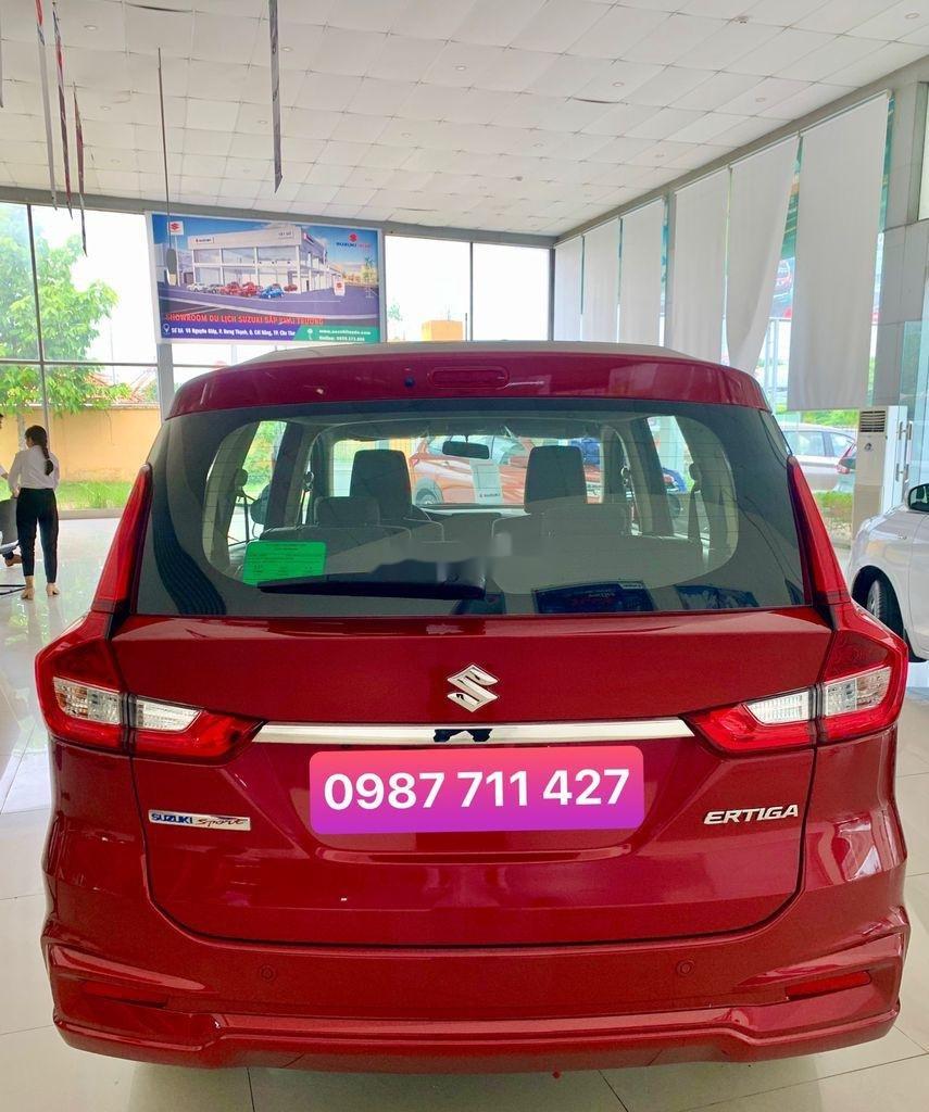 Cần bán Suzuki Ertiga năm sản xuất 2020, màu đỏ, xe nhập   (4)