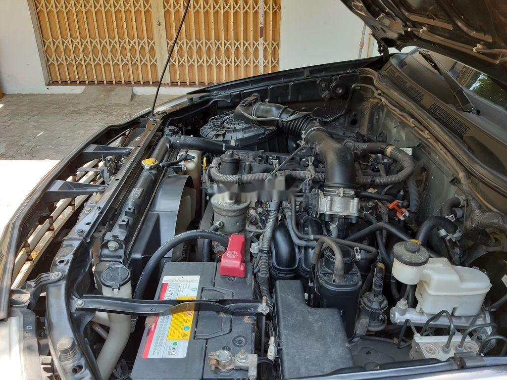 Cần bán lại xe Toyota Fortuner năm sản xuất 2014, màu đen, nhập khẩu nguyên chiếc   (4)